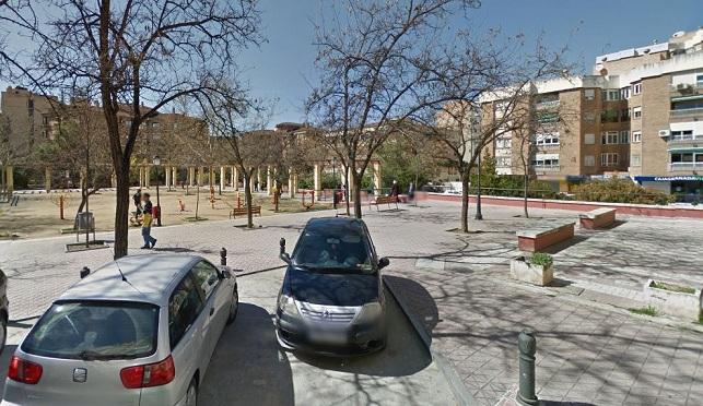 Plaza de la Concordia.