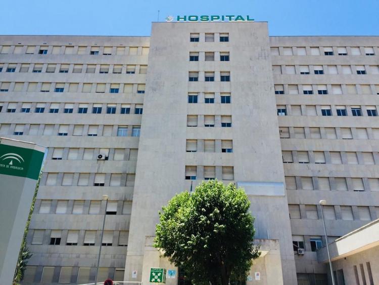 Área de hospitalización del antiguo Clínico.