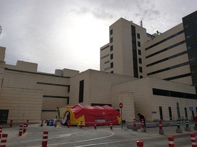 Hospital del PTS.