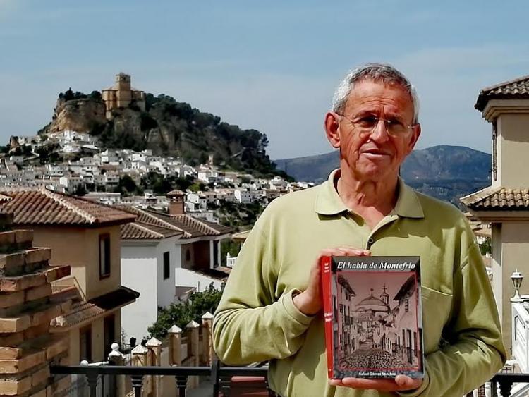 Rafael Gómez, autor del libro.