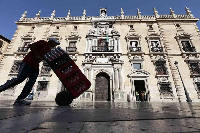 Sede del TSJA y de la Audiencia Provincial de Granada.