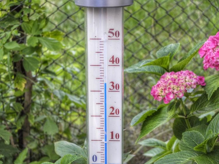 Las temperaturas han superado los 30º varios días de este mes.