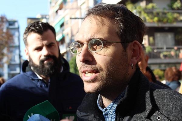 Tonio Valero, en una reciente visita a Granada.