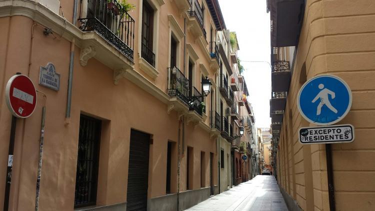 Los hechos ocurrieron en un domicilio de la calle Verónica de la Magdalena.