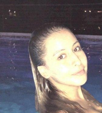 Imagen de la joven desaparecida.