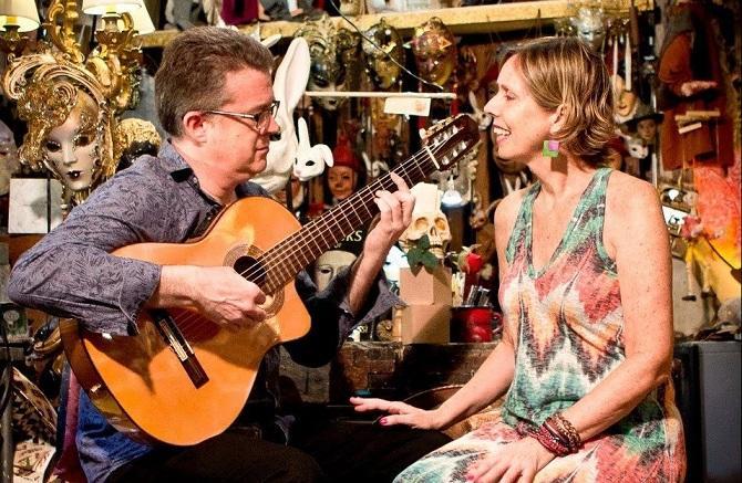 El dúo 'Marta y Micó actuará el 22 de septiembre.