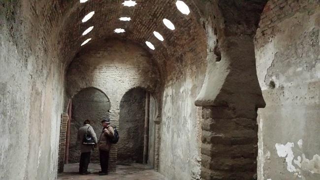El Bañuelo, uno de los monumentos incluidos en la Dobla de Oro.