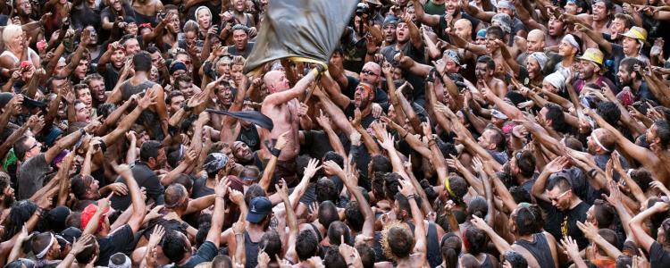 Fiesta del Cascamorras.