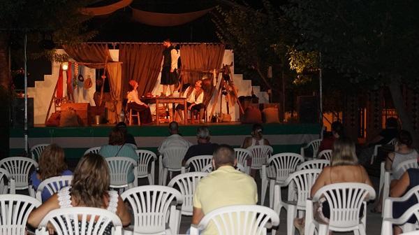 El festival se ha celebrado en la plaza Carlos Cano.