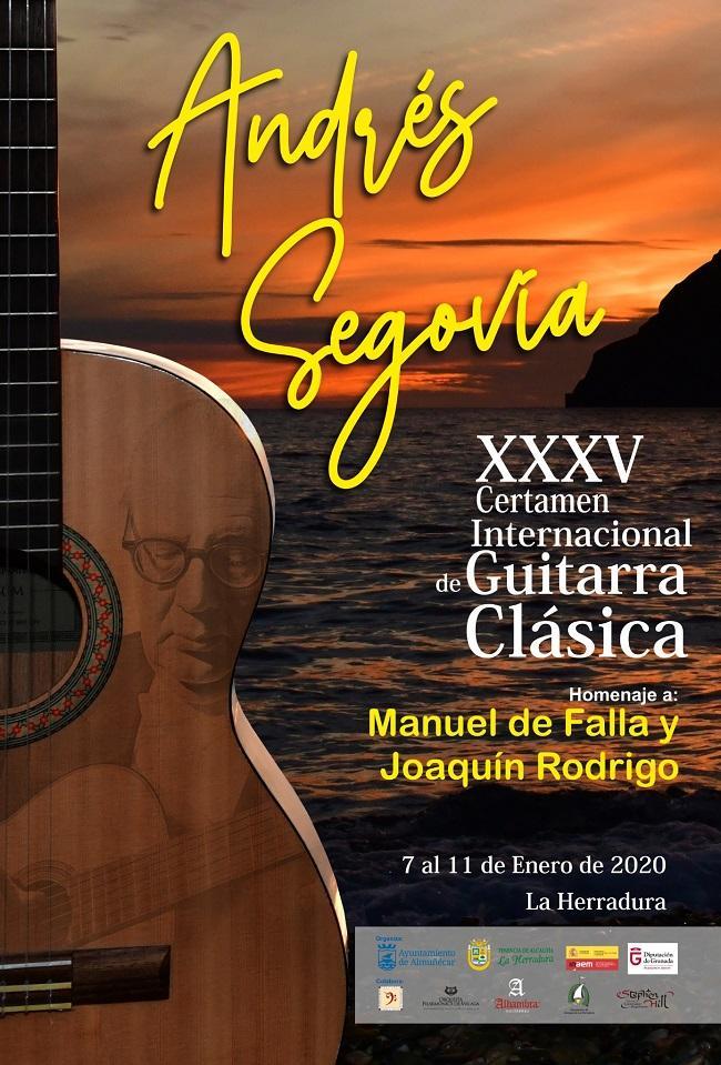 Cartel de la XXXV edición.