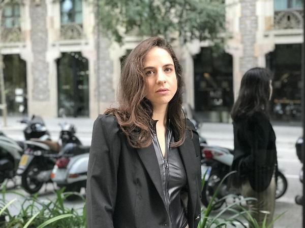 Cristina Morales.