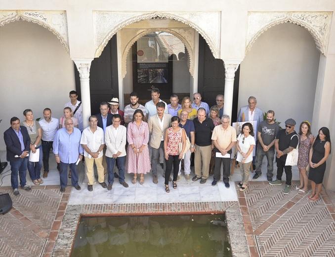 Presentación de las actividades en la Casa de Zafra.