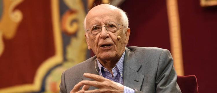 Emilio Lledó.