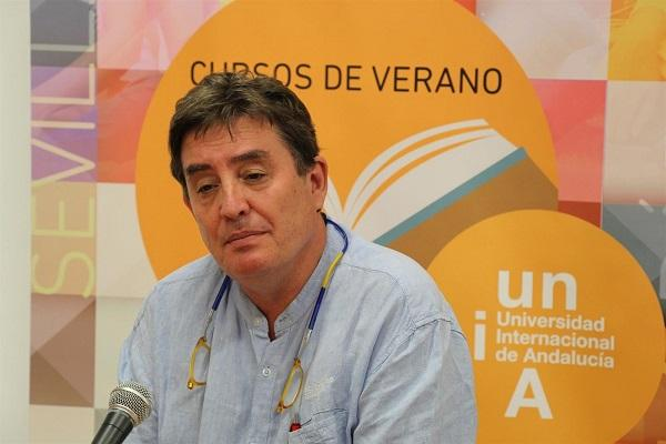 Luis García Montero.