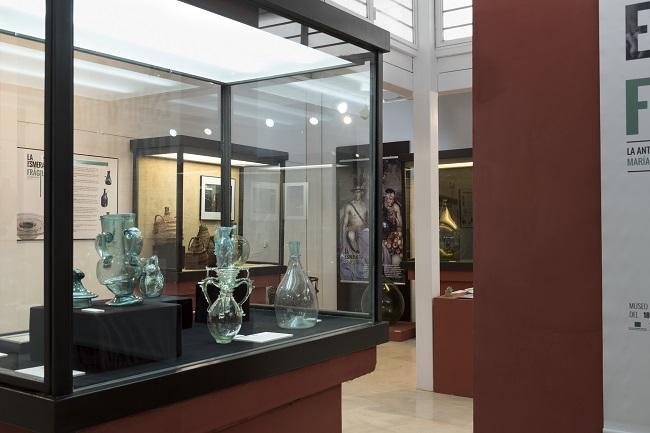 Salas del Museo Miguel Guirao.