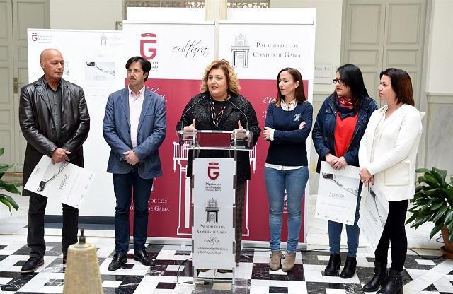 Presentación de la Feria Internacional de Arte.