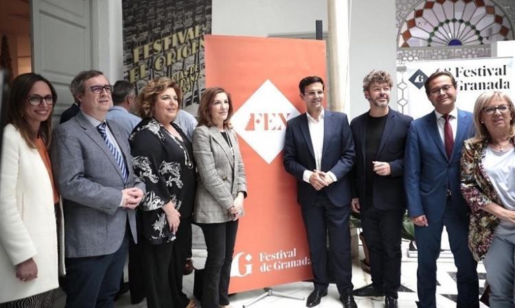 Presentación de los espectáculos del FEX.