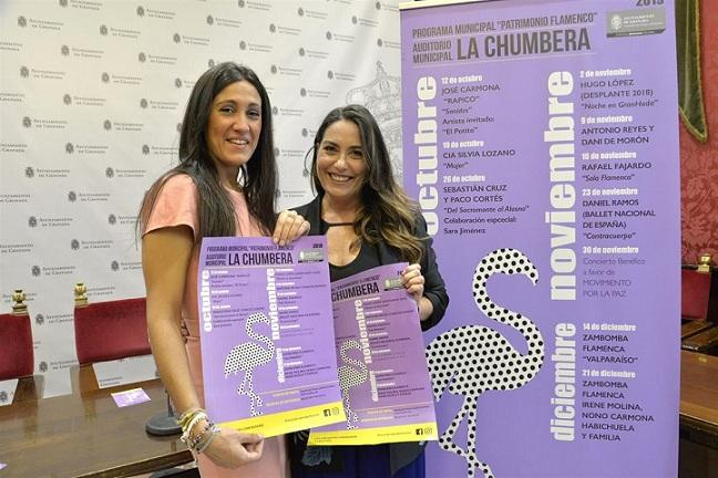 Presentación de programa 'Patrimonio flamenco'.