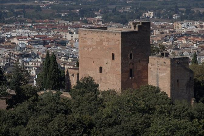 Torres Bermejas, en una imagen de archivo.