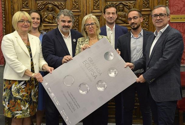Presentación de 'Granada eclipsa'.
