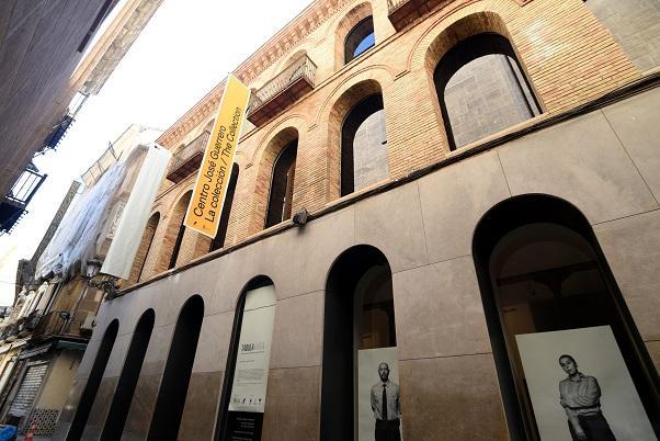 Centro José Guerrero.
