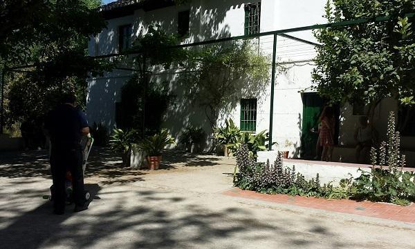 Casa-Museo de Lorca en la Huerta de San Vicente.