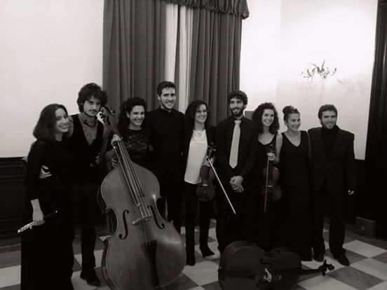 Imagen de Íliber Ensemble.