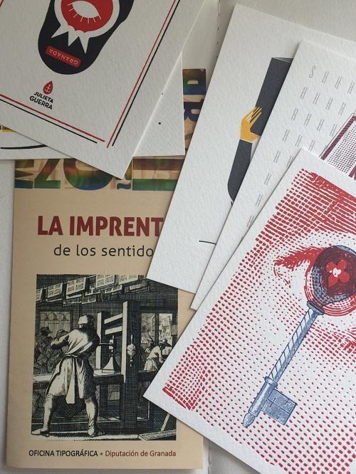 Durante la Feria del Libro se han realizado exhibiciones.