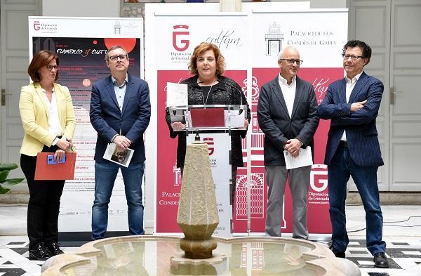 Foto de la presentación del programa el pasado 4 de noviembre.