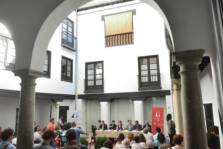 Presentación del FEX en la Casa de los Tiros.