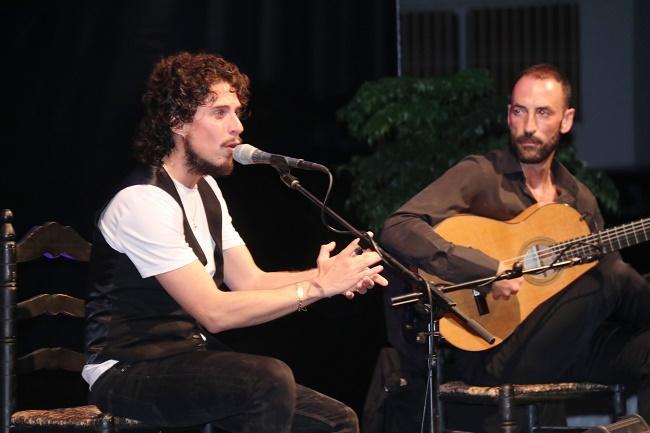 Kiki Morente, en Las Noches Flamencas de La Herradura.