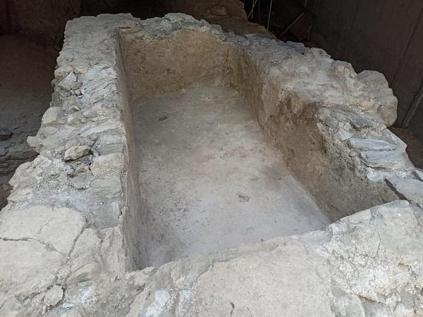 Restos arqueológicos de Cotobro.