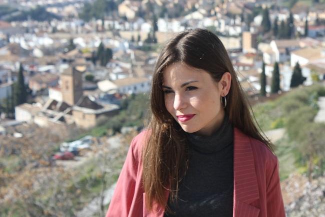 María Elena Higueruelo.
