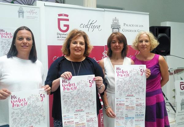 La nueva edición de la iniciativa se ha presentado en los Condes de Gabia.