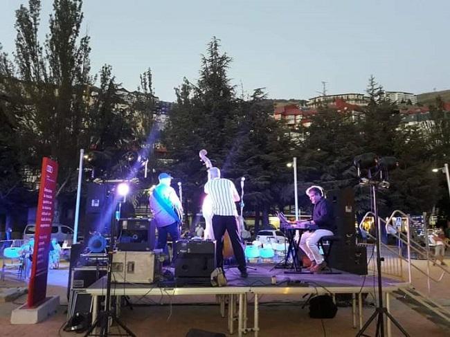 Uno de los conciertos de este verano en Monachil.