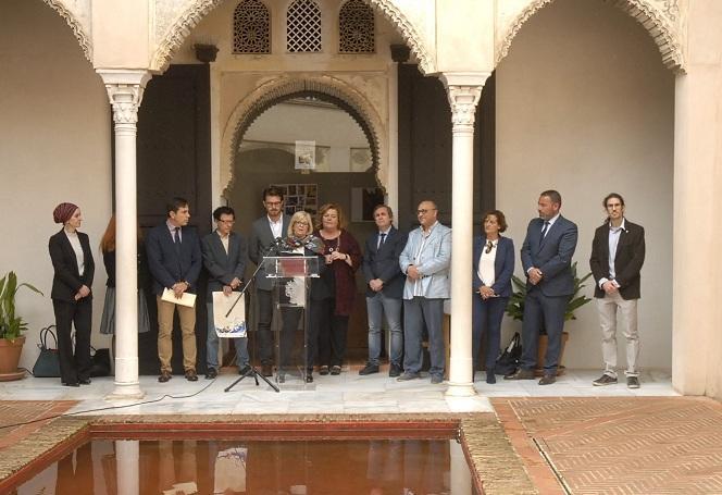 Presentación del Festival de Música Antigua, en la Casa de Zafra.
