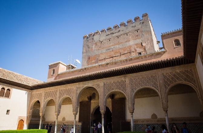 Torre de Comares.