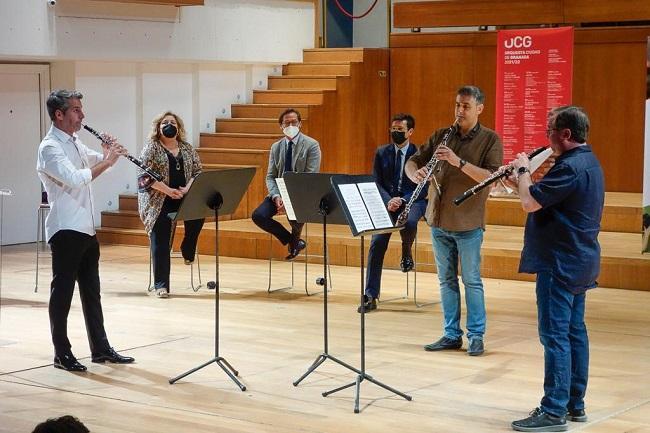 Presentación de la nueva temporada de la Orquesta.