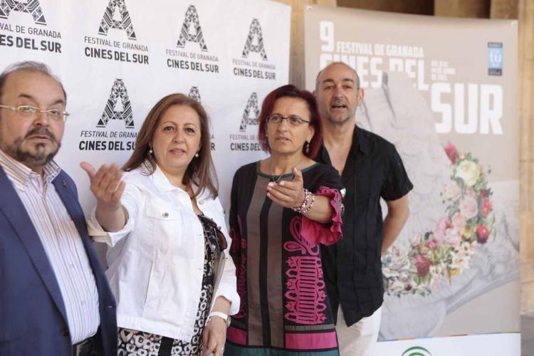 El festival se ha presentado en la Alhambra.