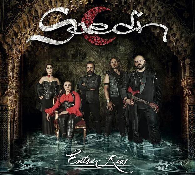 Portada del nuevo disco de Saedín, 'Entre Ríos'.