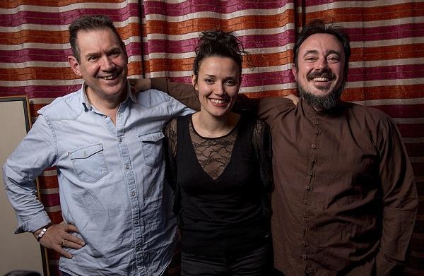 'Puro Gershwin', la agrupación de Sheila Blanco, Federico Lechner y Chema Saiz