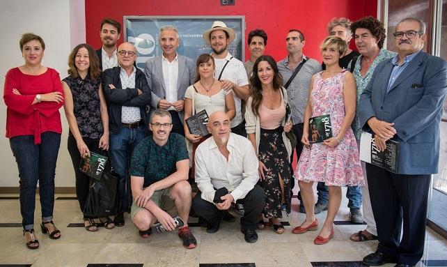 Presentación de la nueva temporada del Teatro Alhambra.