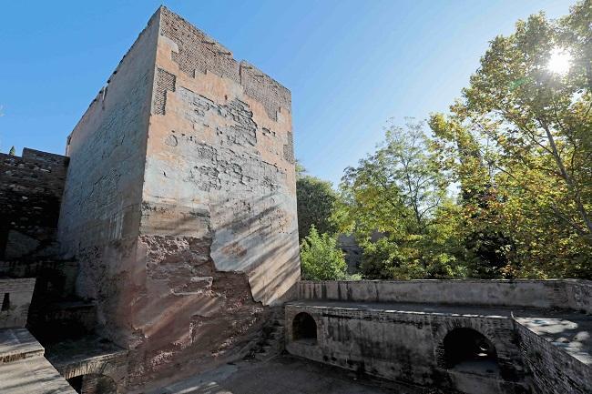 Torre de las Cabezas, en la que se intervendrá.