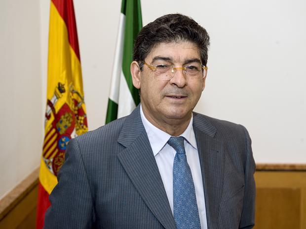 Valderas cuando era vicepresidente de Junta y consejero de Administración Local y Relaciones Institucionales (2012-2015).