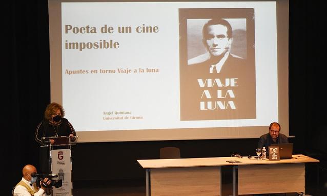 Presentación de la edición del guión de cine de Lorca.