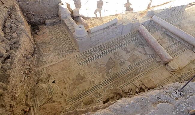 Villa romana de Salar.