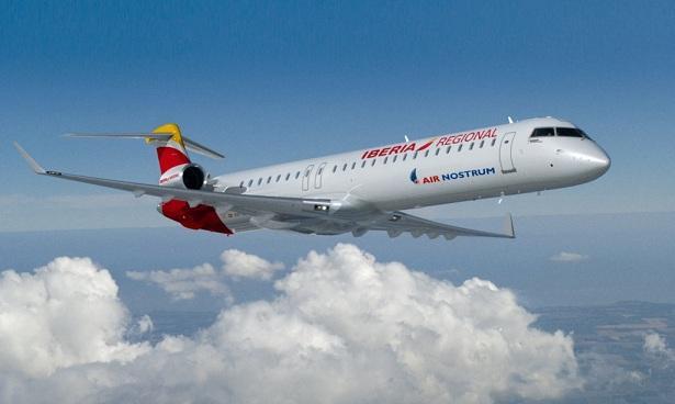 Uno de los aviones de la compañía.
