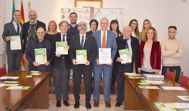 Presentación de las nuevas hojas de reclamaciones en a OMIC de Albolote.