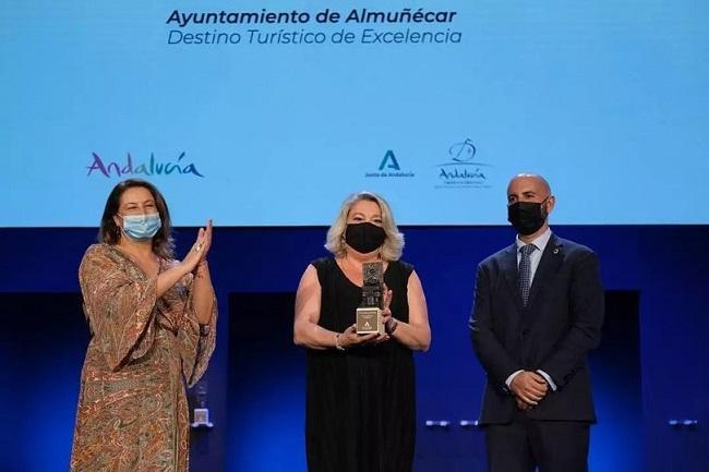 El acto se celebró en Almería.