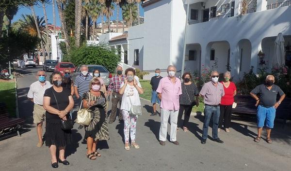 La asociación se presentó este martes en Almuñécar.